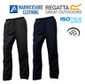 Regatta Mens Chandler Over Trouser Lined Windproof Waterproof Breathable