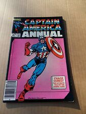 Captain America  annual 7. Marvel 1983 -   FN / VF