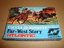 ATLANTIC 1001 1772 HO FAR-WEST STORY LEGGENDE DEL WEST CACCIA AL BISONTE