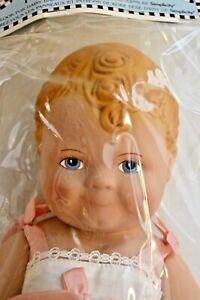 DAISY KINGDOM Baby Doll PACKAGED Vinyl