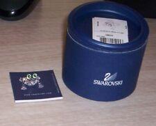 Swarovski Crystal Baby Frog 286313 Retired Mint Original Box Green Eyes