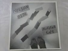 Nelson 2174 Nuclear Cafe Emir EM2174 Japan SEALED VINYL LP