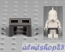LEGO Star Wars - Dark Gray Armor Leg Anti-Blast Kama Clone Trooper Minifig