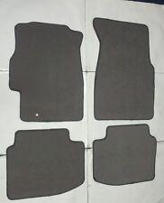 Fit Honda Civic 1996-2000 4Dr/2Dr Floor Mats Gray