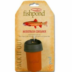 Fishpond PIOPOD Fly Fishing Clip On Container (PIO POD)