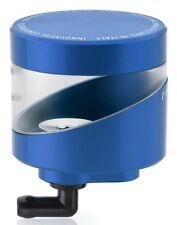 GENUINE UNIVERSAL RIZOMA FRONT BRAKE PUMP FLUID TANK POT RESERVOIR CT137U BLUE