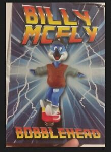 Miami Marlins Back to the Future Billy McFly Bobblehead LIMITED EDITION Florida