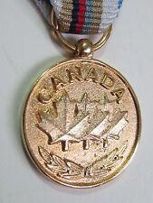 Canadian Somalia Medal Miniature Canada