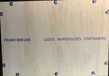 """""""Logos, Warehouses, Containers"""" by Frank Breuer, DELUXE Limited Edition 3 Prints"""