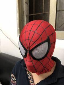 The Amazing Spider-man Cosplay Costume Spiderman Zentai Suit Halloween Adult US