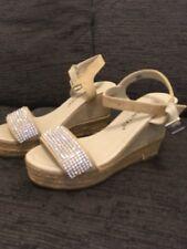 Jelly Sandali TAGLIA 5 da New Look indossata una volta perfette condizioni