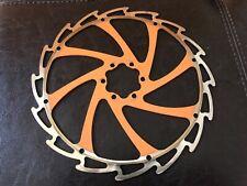 Alligator Wind Cutter Disc Brake Rotor 203 Orange