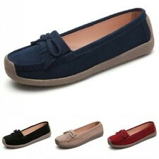 New Women Mocassins Ladies Loafer Casual Comfy Office Work Comfort Shoes 35/40 B