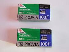 NIP Lot of 12 FujiChrome Provia 100F Professional RDPIII 120 Expired
