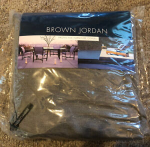Brown Jordan Lounge Chair Cover  NEW Protective Furniture Cover