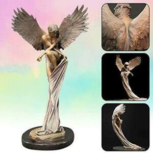 Harz Engel Figur Statue Startseite Dekoration Ornament Erlösung Engel Skulptur