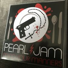 "PEARL JAM ""MIND YOUR MANNERS"" NEW UK CD PROMO"