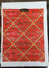 Bandhani Gift Bags Plastic 10pc Patch Handle 48cm x 34cm, Lani Bags, Sweet Bags,