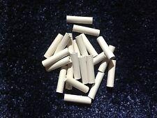 500 Tonröhrchen Tonziele Kugelfang für Schützenvereine Schießbuden Luftgewehr
