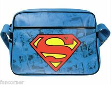 Superman sacoche Officielle logo superman sac bandoulière superman messenger bag