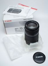 NM! Canon EF-S 55-250mm f/4.0-5.6 IS II Zoom Lens for EOS DSLR Cameras