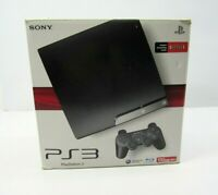 Sony Playstation 3 CECH-2001A 120GB/GO PS3 EMPTY BOX ONLY NO CONSOLE