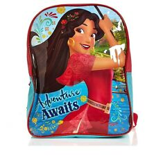 NEW NWT Disney Channel Elena of Avalor Girls Backpack Adventure Awaits