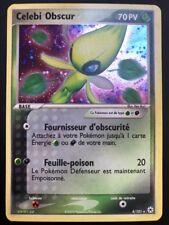 Carte Pokemon CELEBI OBSCUR 4/101 Holo Légendes Oubliées Bloc EX FR NEUF