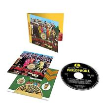 The Beatles - Sgt. Pepper's Lonely Hearts Club Band (NEW CD)