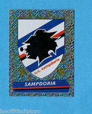 PANINI CALCIATORI 2000/2001- Figurina n.571- SAMPDORIA - SCUDETTO/BADGE -NEW