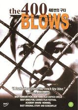 The 400 Blows / Les 400 Coups (1959) Jean-Pierre Léaud, Albert Rémy DVD *NEW