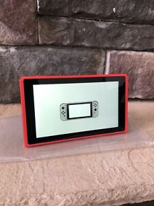 New Mario Red & Blue Edition V2 Nintendo Switch Replacement Console ONLY! 🔥🔥