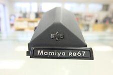 Mamiya RB 67 Prism Eye Level Finder Pro S Medium Format Camera.  (PF67)