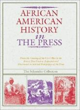 African American History in the Press 1851-1899 (2 Volume Set)-ExLibrary