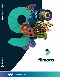 ✅Filmora 9 WINDOWS Video Editor 4K ✅ full time activated ✅ 3s delivery✅
