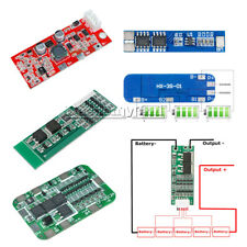 2S to 6S 3-30A PCB BMS Protection Board For 18650 Li-ion Lithium Battery Charger