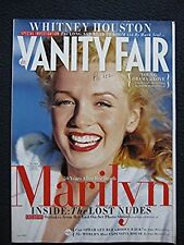 Vanity Fair Magazine (June, 2012) Marilyn Monroe Cover