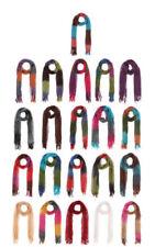 Markenlose Damen-Schals & -Tücher aus Mischgewebe Fransen