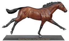 Breyer 1757 American Pharoah 2015 Triple Crown Winner Traditional 1:9 Horse NEW
