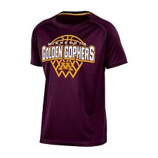 Champion Ncaa Boy's Short Sleeve Crew T-Shirt Minnesota Golden Gophers