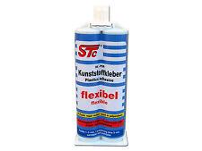 50ml STC 2K PUR Kunststoffkleber flexibel Industriekleber Kunststoff Kleber Flex