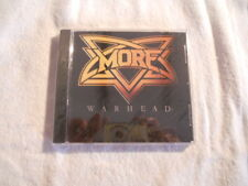 """More """"Warhead"""" 2005 cd Wounded Bird Records USA New Sealed"""