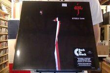 Steely Dan Aja LP sealed 180 gm vinyl + mp3 download RE reissue gatefold