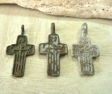 Set of 3  Croses of the Russian old believers (s320)