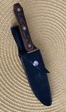 AL Mar Fighter with original Leather sheath