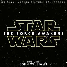 Star Wars: The Force Awakens [Original Motion Picture Soundtrack] [Digipak] by John Williams (Film Composer) (CD, Dec-2015, Walt Disney)