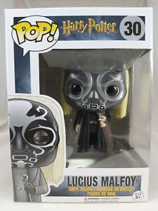 Harry Potter Funko Pop - Lucius Malfoy in Death Eater Mask - No. 30