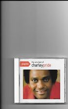 "CHARLEY PRIDE, CD ""THE VERY BEST OF CHARLEY PRIDE"" NEW SEALED"