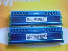 Patriot 16gb (2x 8gb) DDR3 pc3-12800 1600MHz 240-pin NO ECC RAM pv316g160c0kbl