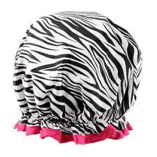 Shower Hat Bathing Cap Bathroom Products Shower Head Caps Elastic Hair Salon